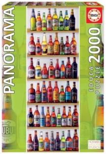 PUZZLE 2000 CERVEZAS DEL...