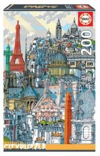 PUZZLE 200 PARIS 18471