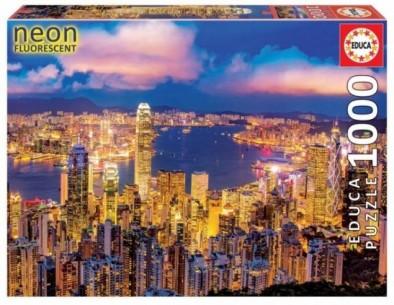 PUZZLE NEON 1000 HONG KONG...