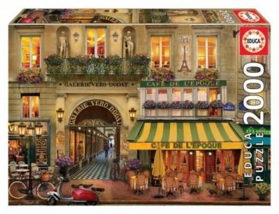 PUZZLE 2000 GALERIE PARIS...