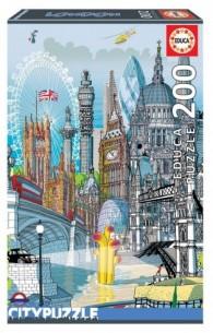 PUZZLE 200 LONDRES 18470