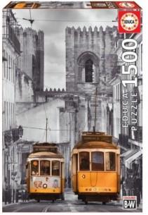 PUZZLE 1500 BARRIO DE LA...