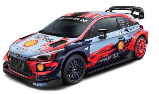NINCO 1/10 HYUNDAI i20 WRC...