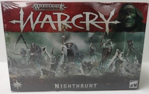 WARHAMMER WARCRY NIGHTHAUNT