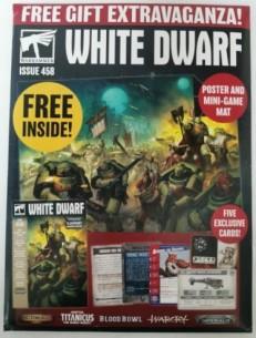 REVISTA WHITE DWARF Nº 458