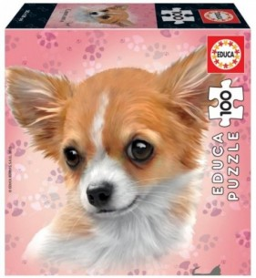 PUZZLE 100 CHIHUAHUA 18803