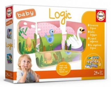 BABY EDUCATIVOS BABY LOGIC...