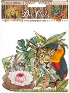 DIE CUTS SURTIDO-AMAZONIA...