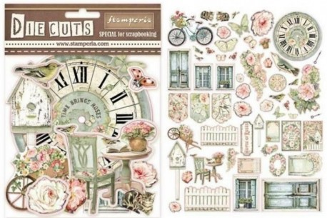 DIE CUTS SURTIDO-HOUSE OF...