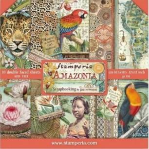COLECCION SCRAP AMAZONIA BY...